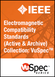 Cover of IEEE Electromagnetic Compatibility Standards Collection VuSpec